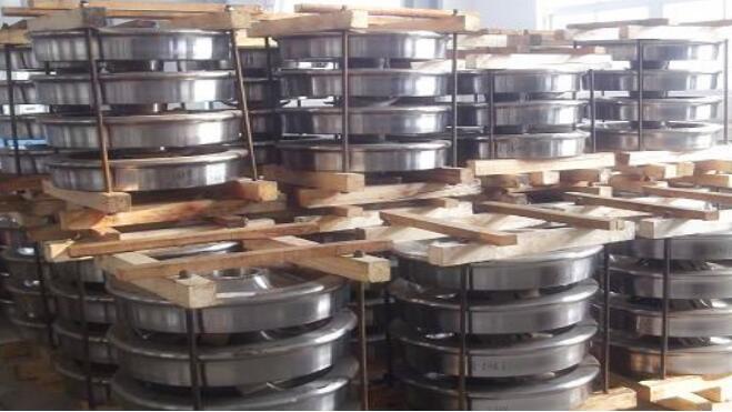 880mm steel railway wheel for locomotive railway