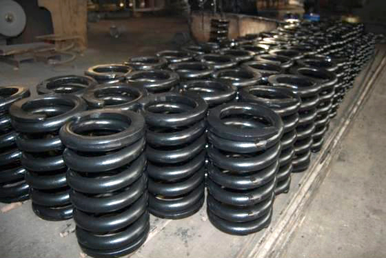 UIC China Supplier railway part spring railway bearing part