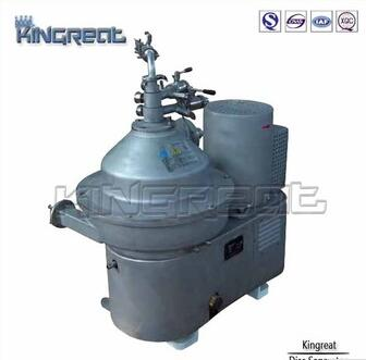Model PDSM-DN Milk Cream Three Phase Liquid-Liquid-Solid Separator