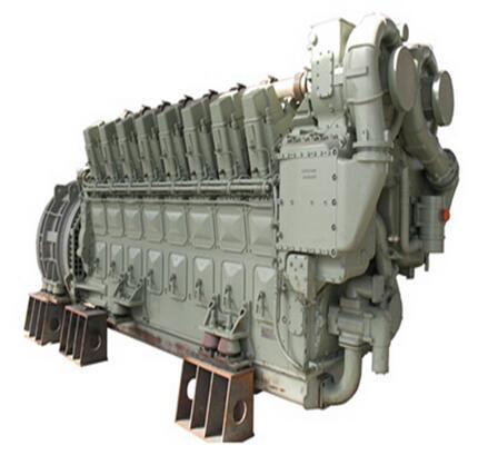 GEVO16 China Crrc CSR Qishuyan Low Speed Locomotive Engine