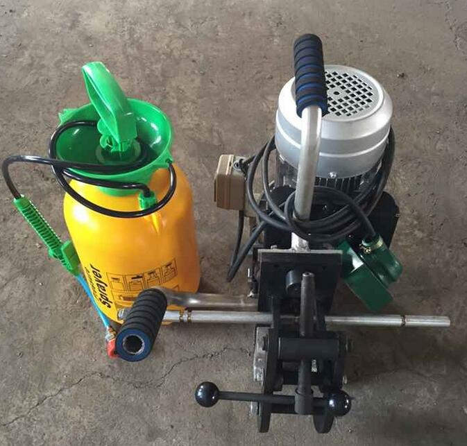 GX35 Series Good Quality Steel Electric Rail Drill Machine for Railway