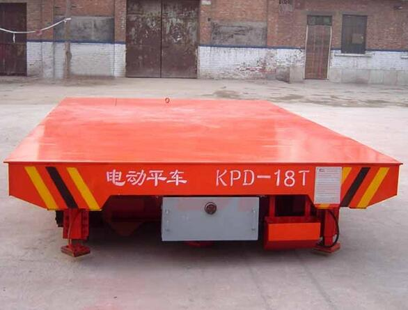 KPD Series China Made Low Voltage Railway Steel Pipe Rail Wagon