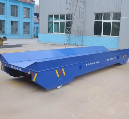BEFANBY KPT-10 Series Electric Rail Flat Wagon with Mobile Cable