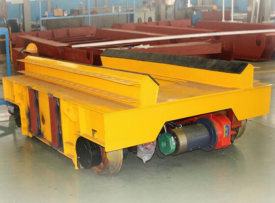 BXC Series China Supplier 20t Steel Coil Railway Transfer Vehicle