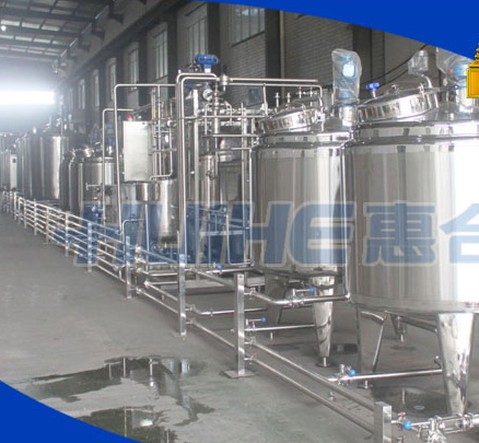 Mango Coating Juice Production Line
