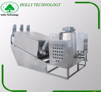 Dewatering Screen Dewatering Screw Press Solid and Liquid separator