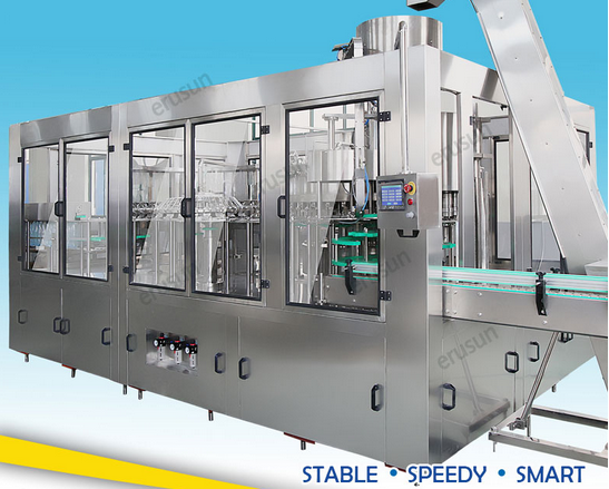 Energy Carbonated Soft Drink Production Line