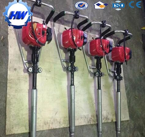 ND-4 Series 120-140Hz Petrol Engine Rail Tamping Machine