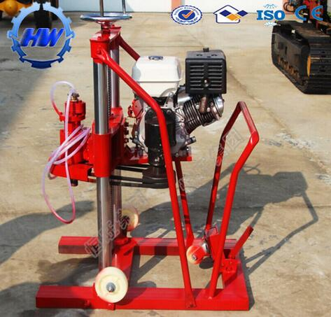 HW Series 50-60Hz 3m Concrete Gasoline Core Drilling Machine