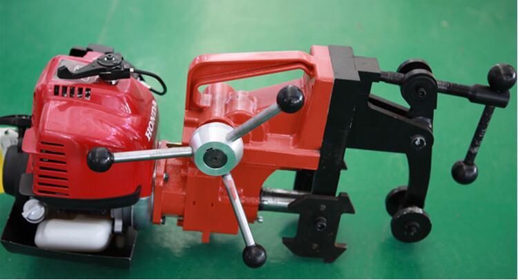 Railway maintenance equipment NZG-31A portable rail drilling machine