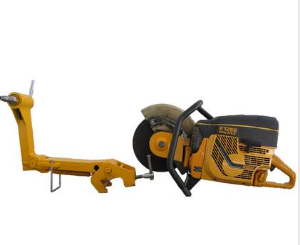 High precision railway track sawing equipment made in China