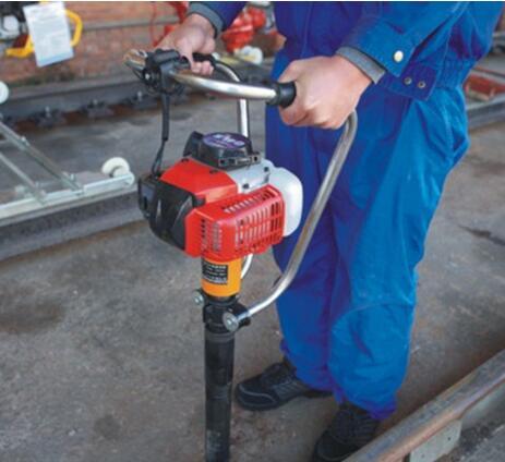 OTON NDQ-I Series 125Hz Portable Ballast Tamper for railway