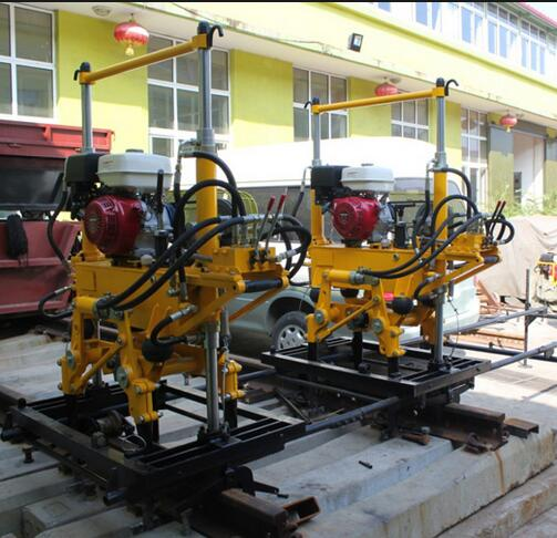 YHD-D6 internal combustion engine Hydraulic tamping machine