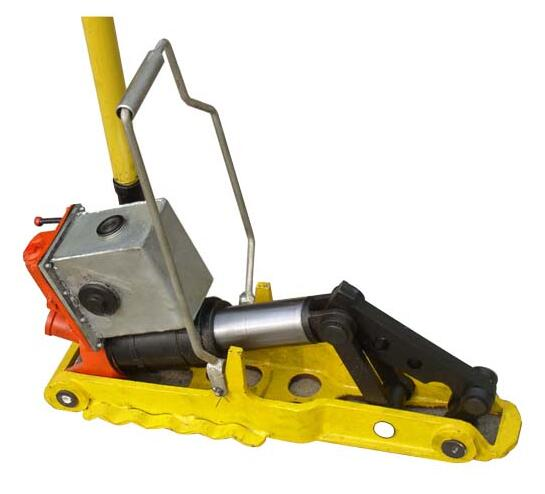 YHD-Q1 available to service machinery overseas Track lifting tool