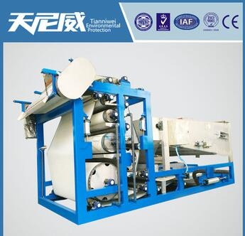 Solid-liquid Separator belt filter press