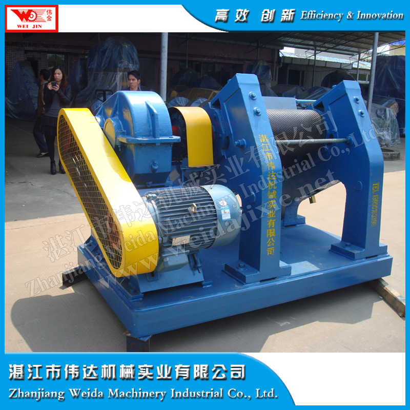 CONGO crepe rubber brown MACHINERY