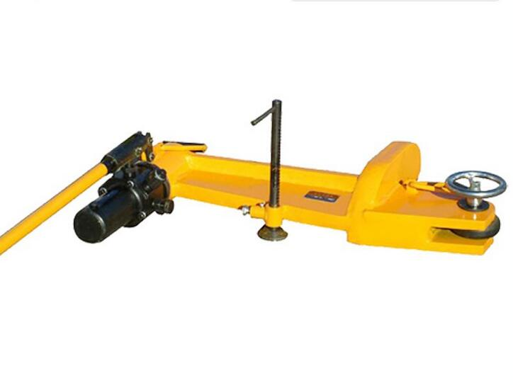 YZ-530 Iso ce certificated small machinery tube rail bender machine