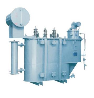 35kv High Frequency Oil Immersed Three Phase Power Distribution Transformer