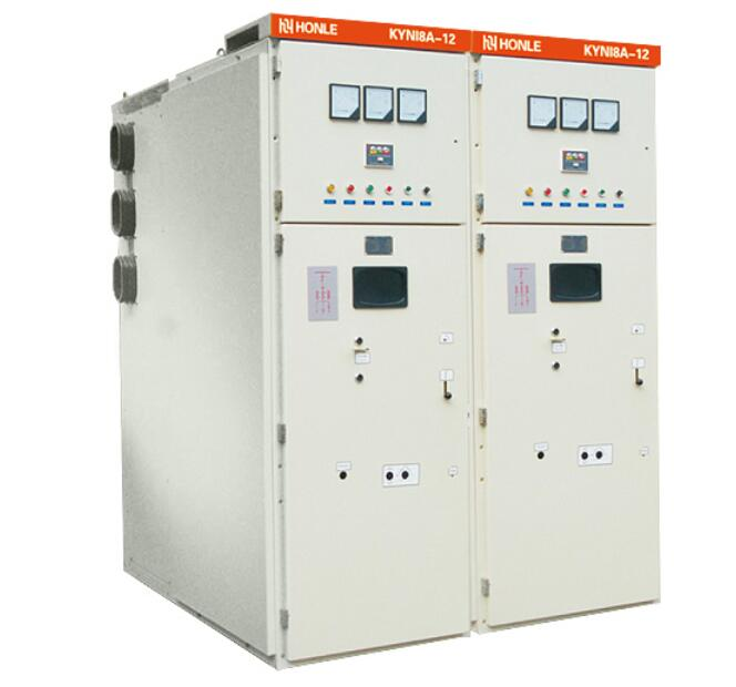 Kynl8a-12 Indoor Type AC Metal-Clad Withdrawable Metal-Enclosed Switchgear
