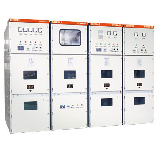 Kyn44-12 Indoor Type AC Metal-Clad MID-Set Withdrawable Switchgear