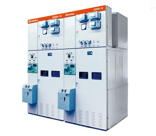 ISO9001 Xgn2-12 Cubicle Fixed Type AC Metal-Enclosed Switchgear
