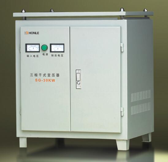Dg and Sg Series A GRADE Three Phase Electric Dry Type Transformer