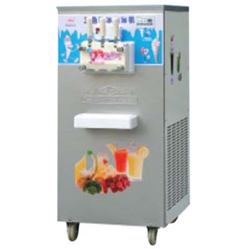 Hard ice cream machine for hotel