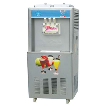 Sof type Ice cream machine