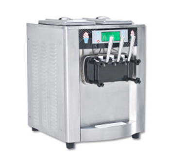 New Soft ice cream machine