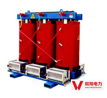 ISO9001 500kVA Voltage Power Frequency Dry Type Transformer