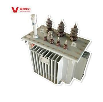 S11-M Series 10kv 1000KG Electric Oil-Immersed Power Transformer