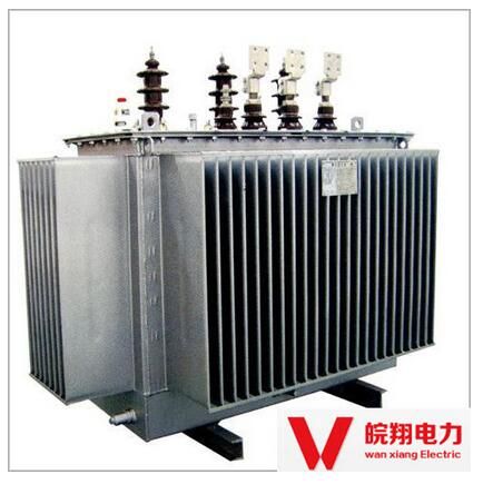 ISO9001 Three Phase Low Frequency Oil-immersed power transformer
