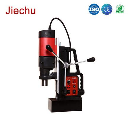 BJ-28 28MM 1450W BJ-28RE rail mini drilling machine for steel