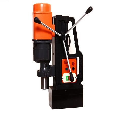 80MM BJ-80 hand metal tapping magnetic rail drilling machine