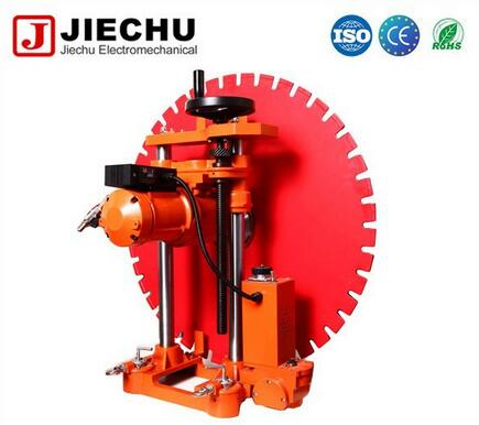 Rails Cutting Blades included Horizotal Vertical Cut Wall Saw Machine