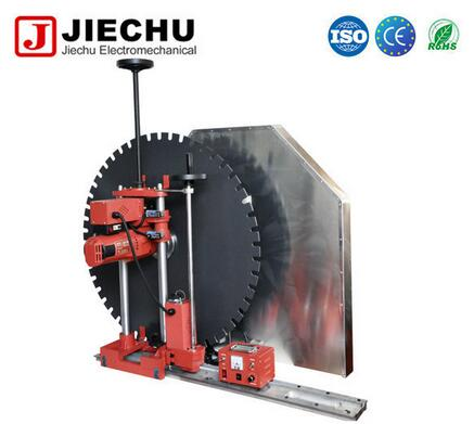 Automatic 1200mm BJ-1200DW carbon brush trail circular saw rail drilling machine