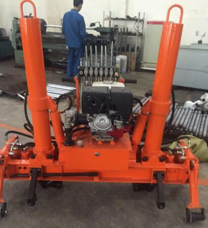 Factory directly sale rail maintenance affordable hydraulic hand pump jack