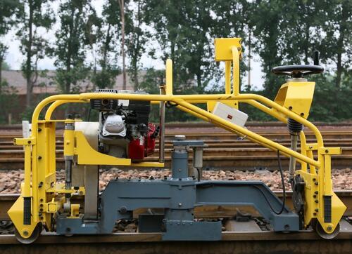 NGM-4.8II SCM control Intelligent Profiling Rail Grinding Machine