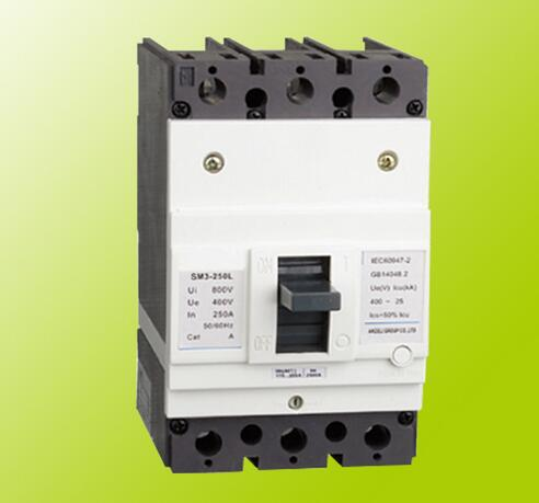 Sm3 Series Electric Type High Voltage Moulded Case Circuit Breaker