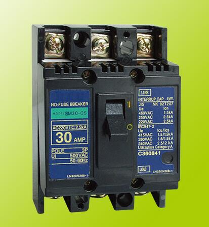 Sm11 Series Electric Type High Voltage Moulded Case Circuit Breaker