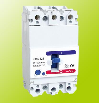 Sm5 Series Electric Type High Voltage Moulded Case Circuit Breaker