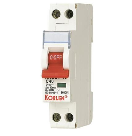 Knb6-40 Series High Quality Manual Type Mini Circuit Breakers