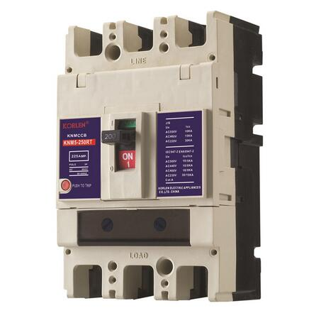 KNM5-RT Series High Quality Fixed Moulded Case Circuit Breaker