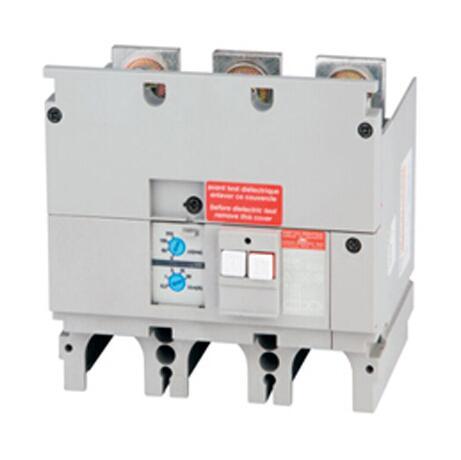 M8l Series 3p AC 60Hz 440V 630A MCCB Moulded Case Circuit Breaker