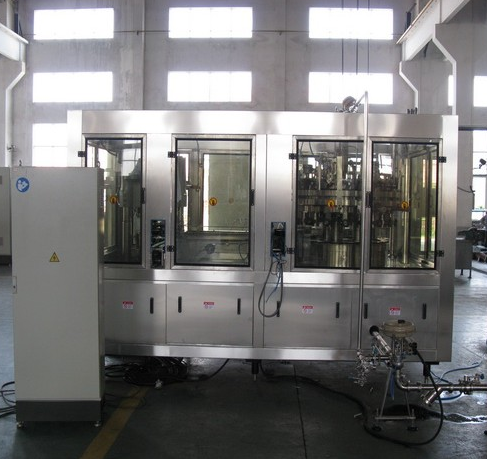 Water Filling and Packaging Production Line