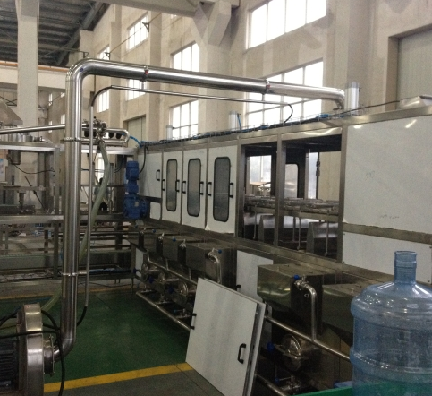 3/5 Gallon Water Production Line