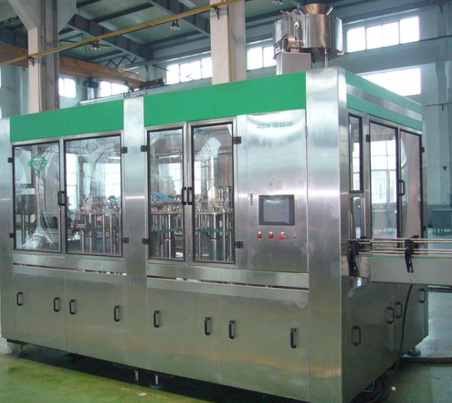 Rani Juice Aluminum Can Filling Line