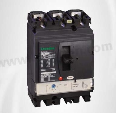 Lnsx-160 Series Good Quality MCCB Moulded Case Circuit Breaker