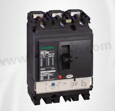 Lnsx-160 Series Good Quality MCCB Moulded Case Circuit Breaker