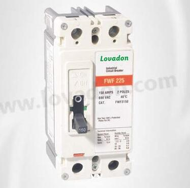 FWF 225 2P Series MCCB Low Voltage Moulded Case Circuit Breaker